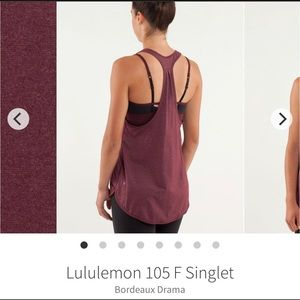 Lululemon | Tank Top